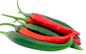 red-and-green-banana-chilli-peppers